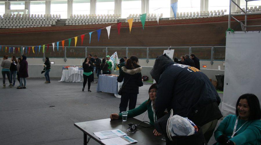 Εκδήλωση ΟΑΚΑ με κάλυψη SOS Ιατρών