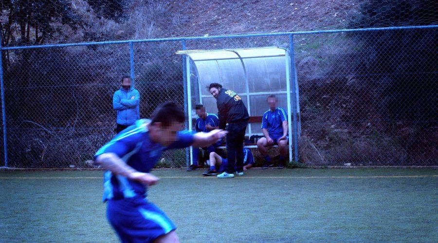 SOS Ιατροί Ποδοσφαιρικός αγώνας ΚΕΘΕΑ
