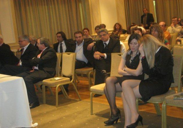 1ο συνέδριο ΕΕΕΕΙ - άποψη συνεδρίου