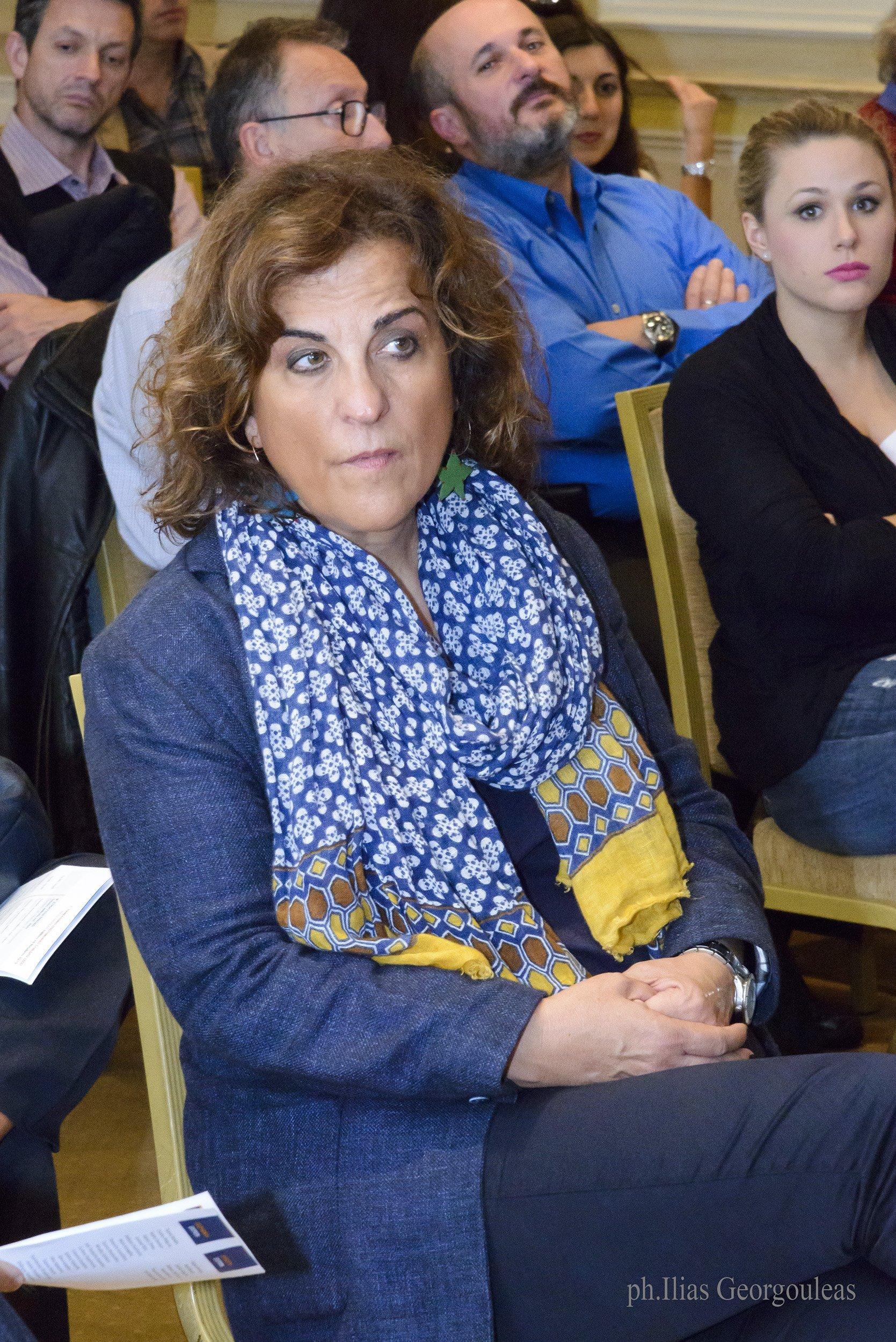 Θεοχάρη Μαρία, Υπεύθυνη τμήματος Marketing SOS Ιατρών
