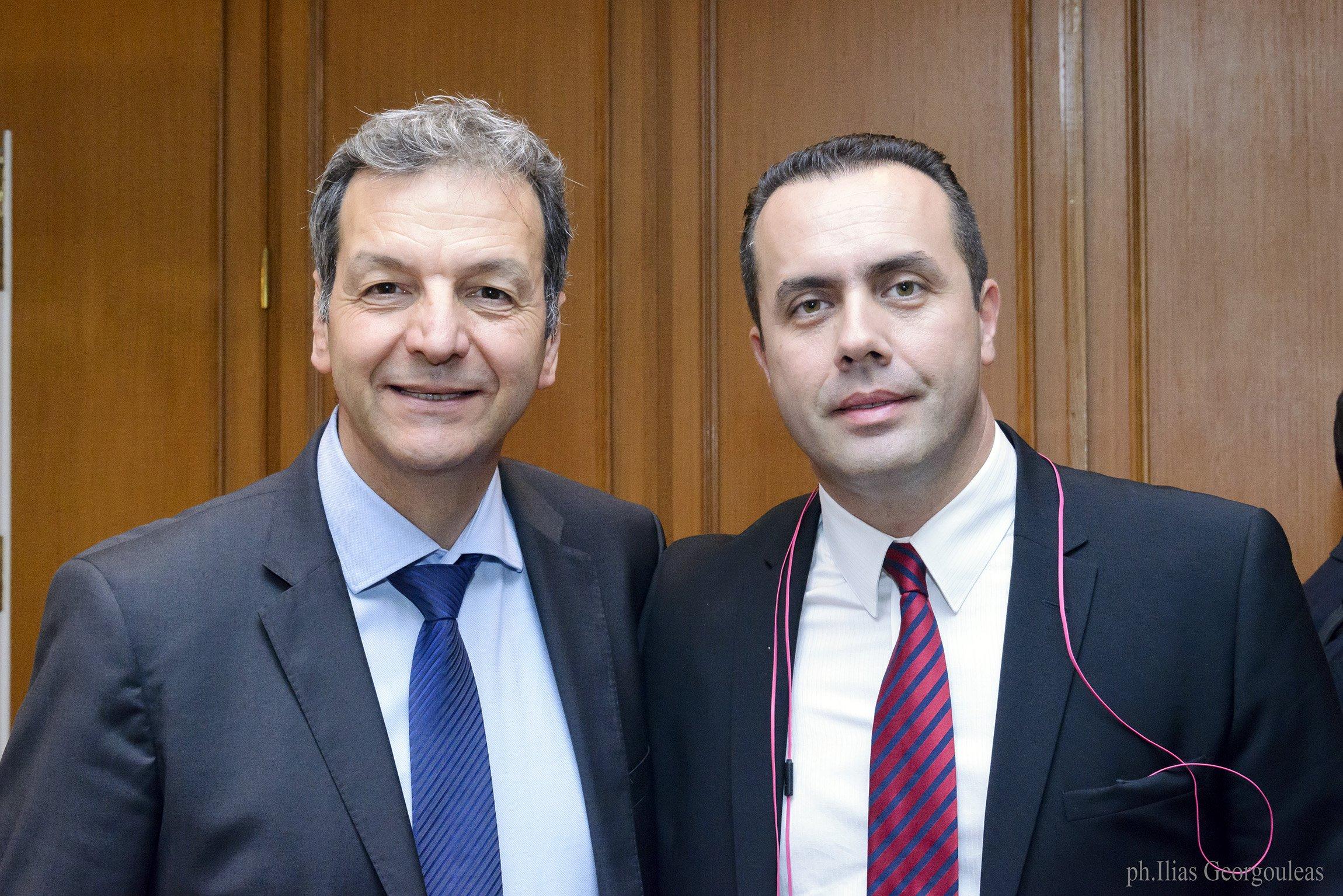 Σπυρίδων Μπάρμπας, SOS Χειρουργός & πρόεδρος ΕΕΕΕΙ