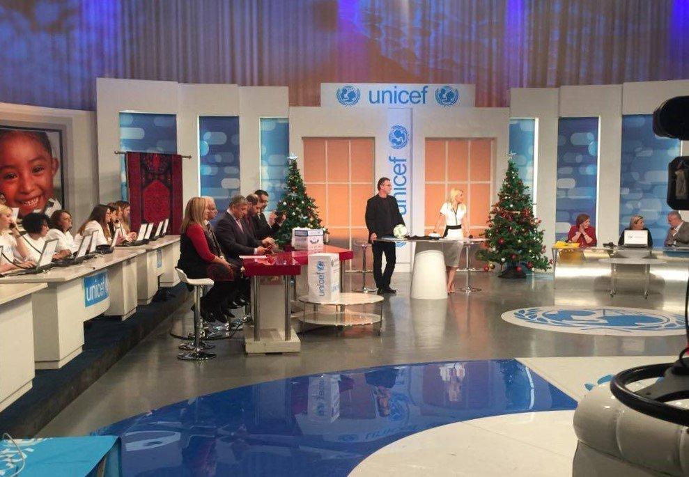 ΟΙ SOS ΙΑΤΡΟΙ ΣΤΟΝ ΤΗΛΕΜΑΡΑΘΩΝΙΟ ΑΓΑΠΗΣ ΤΗΣ UNICEF