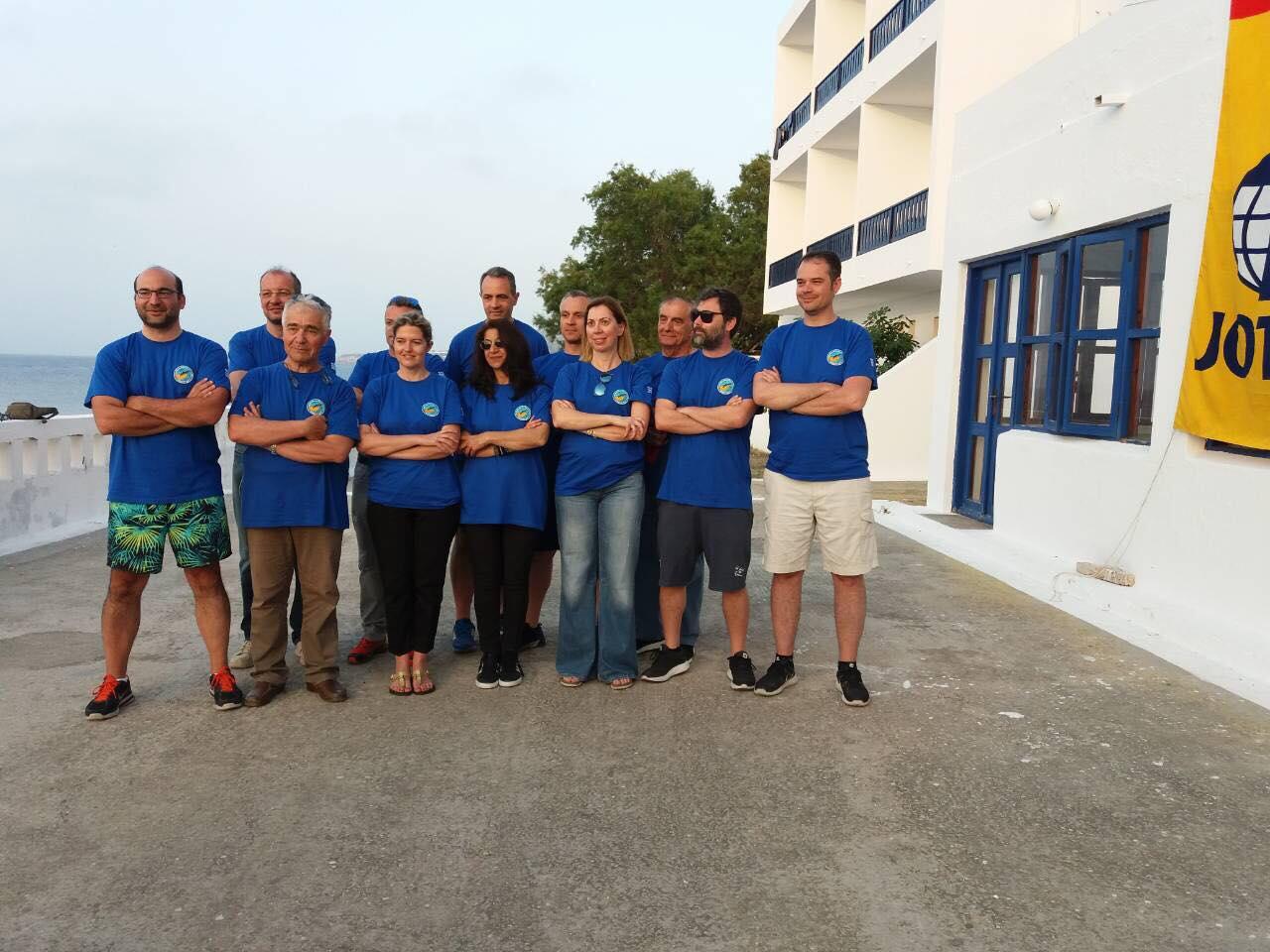 Ομάδα εθελοντών SOS Ιατροί