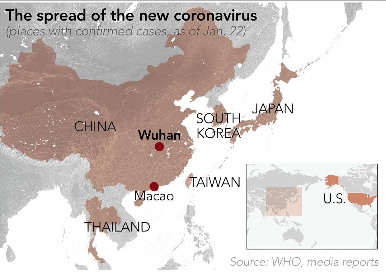 Πανδημία κοροναϊού (κορονοϊού) και απειλή της παγκόσμιας υγείας (updated)